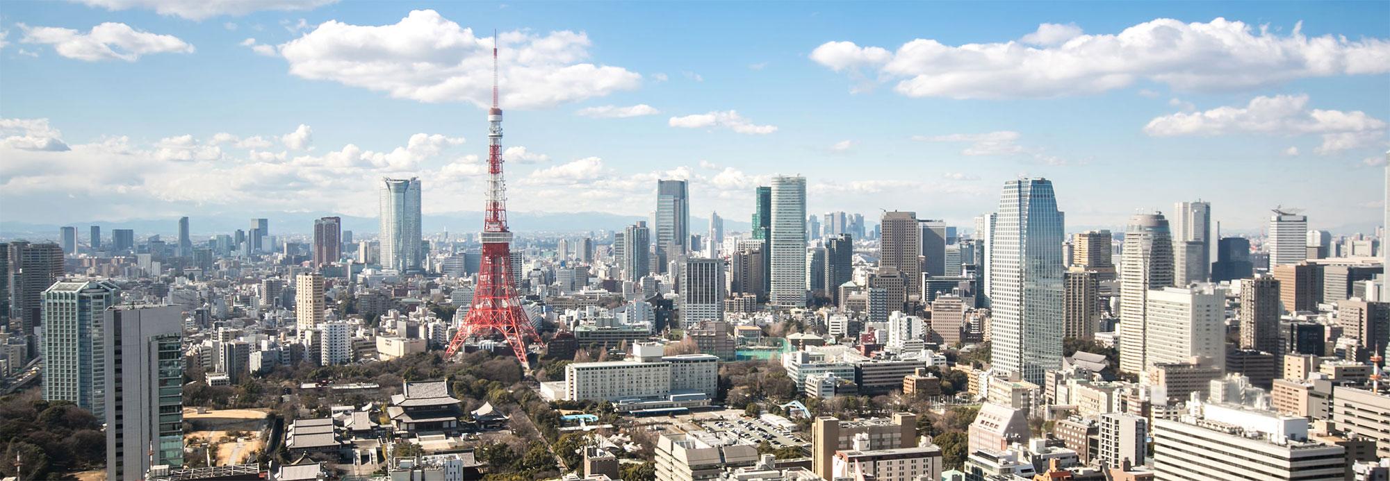 日本からASEANへ、IT製品・サービスを届けます。